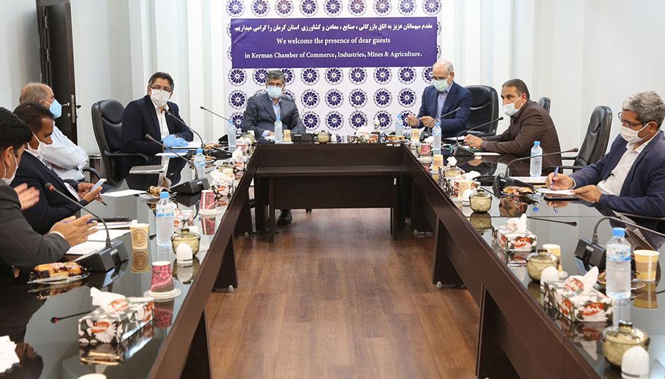 خدارحمی:طرح های اولویت دار با کمک جهاد کشاورزی و استانداری کرمان مشخص می شود
