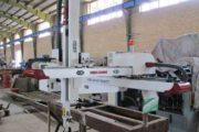 تولید ربات قطعهبردار و قطعهگذار در صنایع پلاستیک با حمایت صندوق نوآوری و شکوفایی