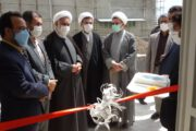 افتتاح ۱۲واحدمسکونی محرومان درشهرستان رابر