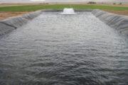 استخرهای ذخیره آب کشاورزی