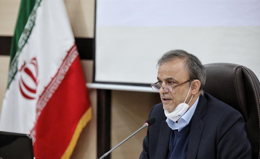 رزم حسینی وزیر صمت شد