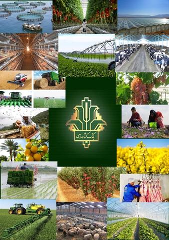 پرداخت بیش از 1685 هزار میلیارد ریال تسهیلات توسط بانک کشاورزی در سه سال اخیر