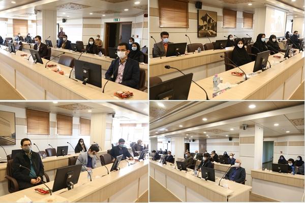 پژوهشگران و فناوران برگزیده دانشگاه شهید باهنر کرمان تجلیل شدند