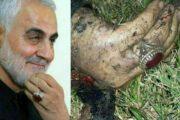 کفش پای سلیمانی به سر قاتل او شرف دارد